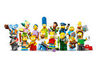 LEGO THE SIMPSONS MINI FIGURE - CHOOSE YOUR CHARACTER - 16 DESIGNS TO COLLECT