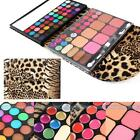 40 Color Leopard rouge Make up Nude Neutral smokey Eyeshadow Palette Blush Brush