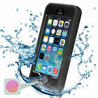 WATERPROOF DIRTPROOF SHOCKPROOF CASE FOR APPLE IPHONE SE 5C 5 5S 6 6s 7 & 7 Plus