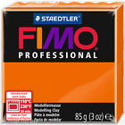 NEW FIMO PROFESSIONAL 85g POLYMER MODELLING - MOULDING OVEN BAKE CLAY 29 COLOURS