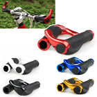 1 Pair Rubber Mountain MTB Bike Bicycle Cycling Lock-On Handlebar Grips Bar Ends