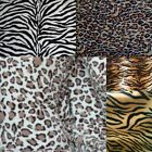 "NEW PUPPY SCENT BLANKET Thick Soft fleece 50x35cm/20""X13"" animal print washable"