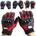 COOL Men's Sports Motocycle Cycling Bike Bicycle Full Finger Gloves  S~L 3Color