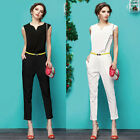 2014 NEW Women HOTBodycon Bandage Long Pants Sexy Rompers Party Jumper Jumpsuit