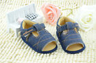 Toddler Baby boy Classic Soft sandals Shoes Size 0-6 6-12 12-18 Months