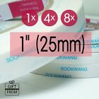 """FREE Shipping SooKwang Scor-tape Double sided Adhesive tape 1"""" 25mm x 27yd"""