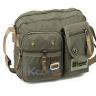 Military School Sport Travel Shoulder bag Messenger bag Crossbody bag  Men women