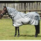 MASTA AVANTE HORSE PONY COMBO COVER SHEET FULL FIXED NECK FLY RUG SIZES 4'6-7'0