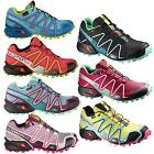 Salomon Speedcross 3 GTX Damen Laufschuhe Outdoor Running Cross Schuhe