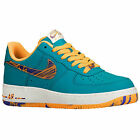 Nike Air Force 1 Teal Mens Trainers