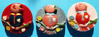 5 Delightful Vintage Italian Childrens Baby Bird Buttons- Choice of Colours