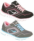 LADIES WOMENS GIRLS SPORTS GYM JOGGING RUNNING CASUAL TRAINERS WALKING SHOES