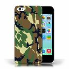 Hard Case for Apple iPhone 5c Designer Fashion Bling Phone Cover / Camouflage