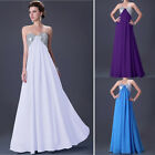 BIG SALE~~Formal Party Pageant Evening Dress Bridesmaid Prom Homecoming Ballgown