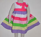 New Girls colourful Summer Dress Available Size 1,2,3,4,5,6,8