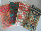 GLASSES CASE - QUILTED LIBERTY FABRIC - CLASSIC DESIGNS - AUSTRALIAN MADE