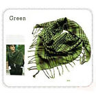 Unisex Universal Tassels Plaid Checks Warm Winter Long Soft Scarf Shawl Wrap