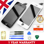 LCD Display Touch Screen Digitizer Back Rear Case Replacement For iPhone 4 4s 5
