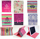 Hot Cute Cartoon Animal Smart Folio PU Leather Stand Case Cover For Tablet ipad