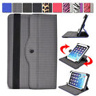 """AR6 Kroo 360 Degree Rotating Folding Folio Stand Cover fits 7"""" Tablets E-Readers"""
