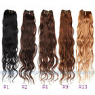 12''-28'' Remy Virgin Wave 100% Real Human Hair Weaving Weft Extensions 50g