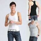 Fruit of the Loom Mens Vest Top Sleeveless Tank Top Muscle 1 Pack Cotton T-Shirt
