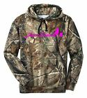REALTREE CAMO CAMOUFLAGE HORSE JUST RIDE HOODIE SWEAT SHIRT BARREL RACING TACK