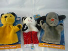 "10"" SOOTY & SWEEP HAND GLOVE PUPPET PLUSH SOFT TOY SOO SUE BEAR SHOW TEDDY BNWT"