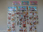 Santa Christmas Sticker Stickers Xmas Gift Toy Bauble Stocking Party Bag (258)
