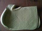 Horse Saddle half Pad NEW High wither high quality Treadstone(Eric LeTiverant)