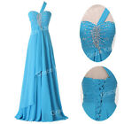 US CHEAPEST~Long Evening Party Ball Prom Gown Formal Bridesmaid Cocktail Dresses