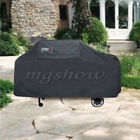 Waterproof BBQ Barbeque Cover Outdoor Garden Gas Charcoal Electric Grill Trolley