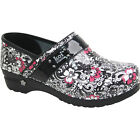 SANITA Womens Koi Lindsey Lorea Clogs Shoes Multi Patent Leather 73452646-90