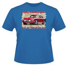 Men's T-Shirt, Some Things Get Better Aston Marti, Ideal Gift, Birthday Present