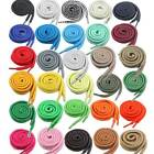 5mm ROUND 90cm SHOE LACES *34 COLOURS* TRAINER BOOT REPLACEMENT LACE SNEAKERS