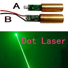 10mW 30mW 50mW 100mW 200mW Green Dot Laser Module with Driver Wire&Spring 12mm