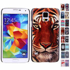 16 Style Exquisite Pattern Samsung Galaxy S5 Hard Back Skin Cases Covers Shield