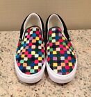 Vans Vault x Huichol CLassic Slip On LX DEADSTOCK Sizes 9  10