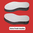 EXTRA COMFORT INSOLES Mens Womens Unisex Shoes Foot Care Sports Thick Footwear