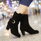 Fashion new style women elegance ankle buckle short boots genuine leather shoes