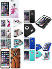 "FOR Apple iPhone 6 Plus / 5.5"" TUFF solid Hybrid hard Case Phone Cover"