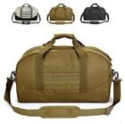 Military Gym Big Sports Luggage Travel Totes Outdoor Handbags Waterproof 40L