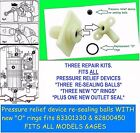 Pressure Relief Device (PRD) 83301330 REPAIR KIT FITS ALL TRITON SHOWERS