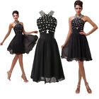 XMAS CHEAP SALE~ Formal Evening Short Prom Gown Party Women Bridesmaid Dress NEW
