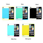 IC Card Holder Vivid Hybrid Impact Layer Case Cover Bumper for Huawei Ascend P6