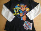 New Paw Patrol Boys Toddler Chase is on the Case T shirt 3T 4T 5T