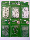Premier Gutter Hooks & Suction Cups Christmas Decorations Icicle Rope Lights
