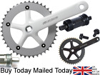 "SR Suntour 42 Tooth Single Speed Chainset 3/32"" Crankset 170mm + Bottom Bracket"