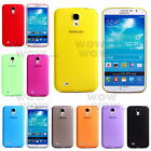 Ultra-thin 0.5mm Transparent Matte Shell Case For Samsung Galaxy Mega6.3 i9200