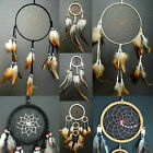 Traditional dream catcher native American Indian style APACHE dreamcatcher UK